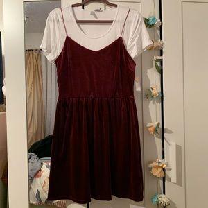 Ardene / Velvet Festive Dress